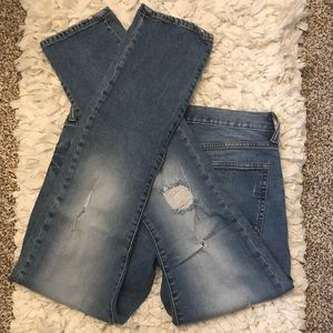 GAP Slim Jeans With Rips